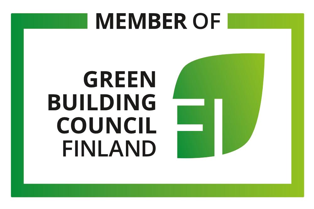 Jäsentodistus Green Building Council